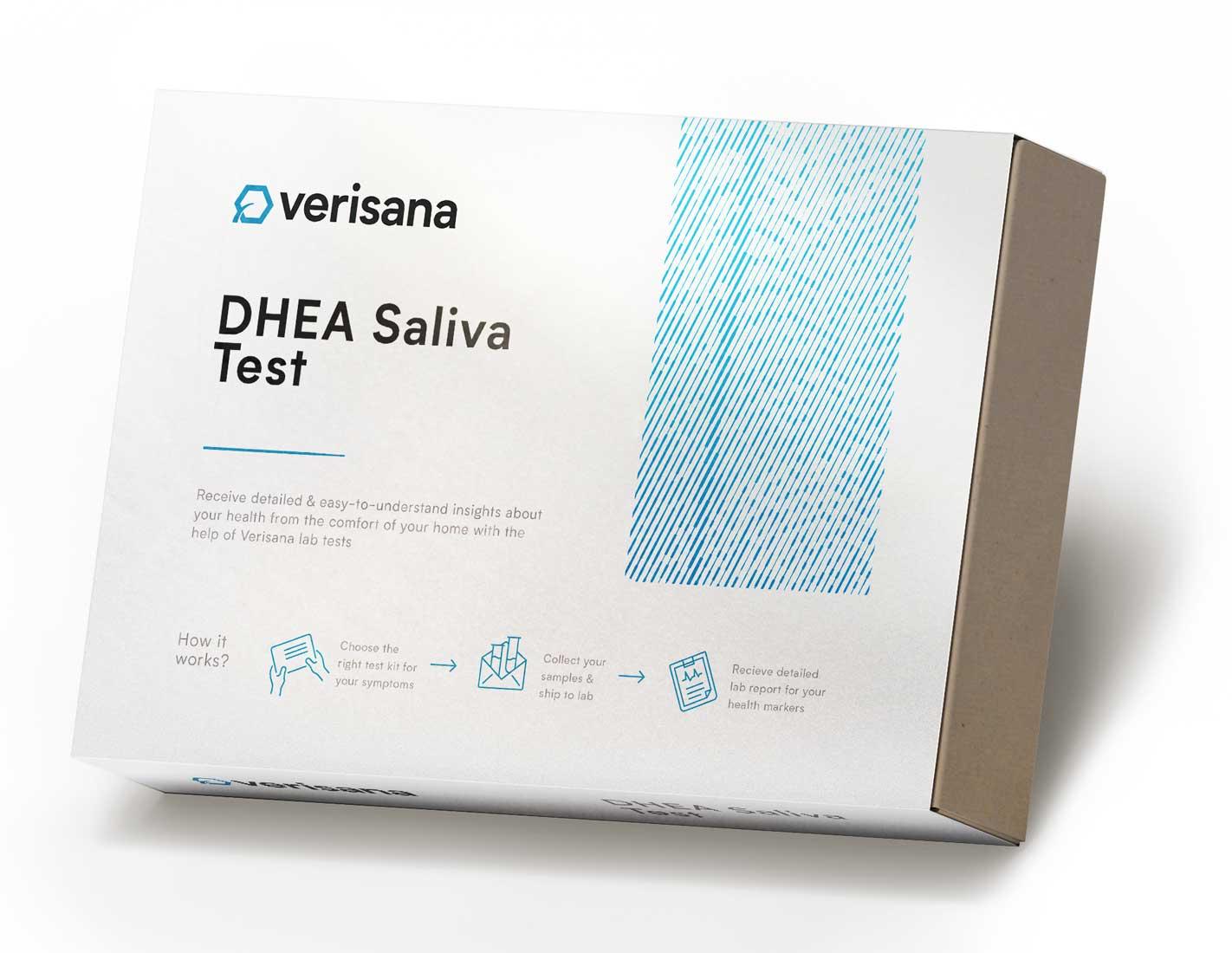 DHEA saliva test hormone test