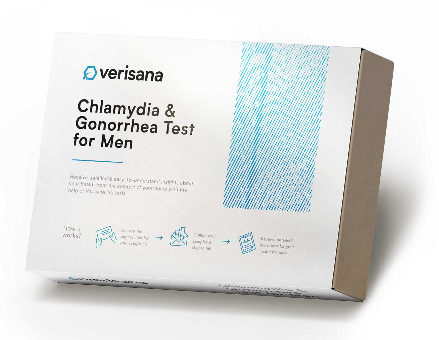 Chlamydia and Gonorrhea Test for Men